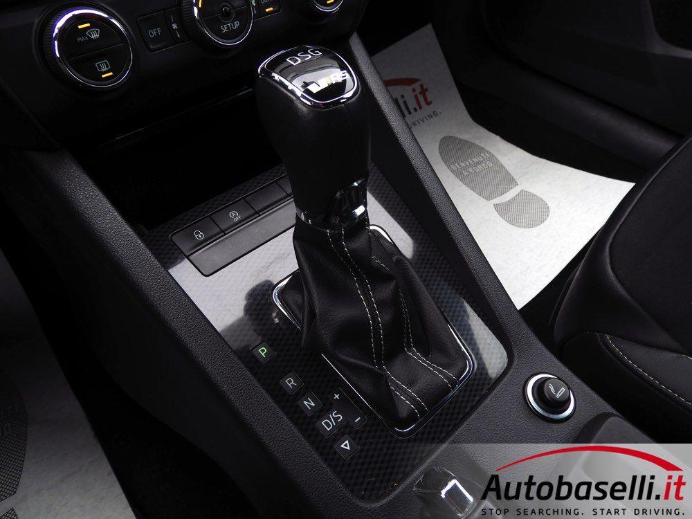 Pin Su Skoda Octavia Wagon 2 0 Tdi Rs Dsg 184cv Mod Restyling
