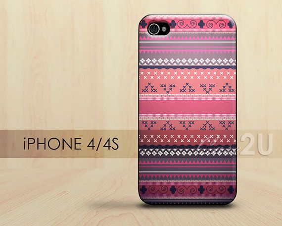 Tribal Pattern  iPhone 4 case iPhone 4s case hard by Case2U, $9.99