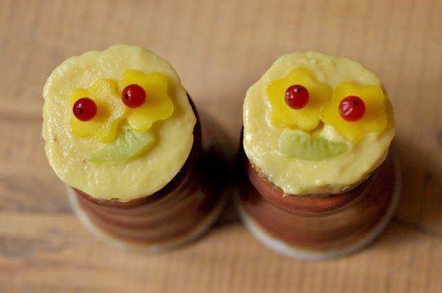 Kreatúrky: Tortičky Soničky Zmrzlinové Mangové