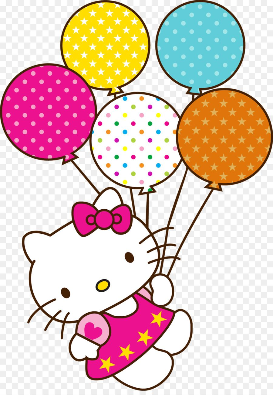 Hello kitty cake. Birthday happy to you