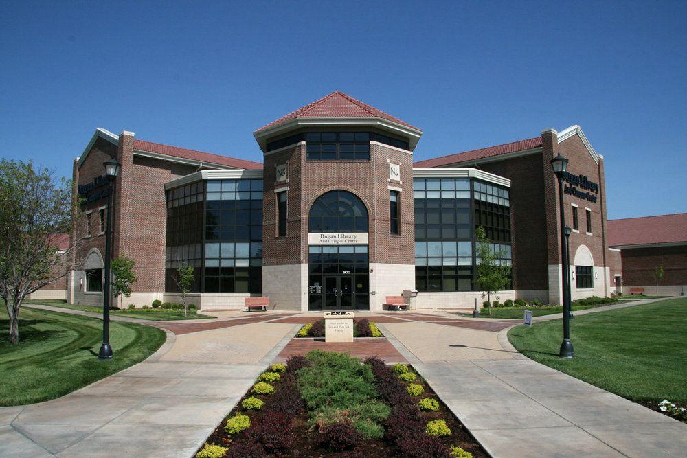 Newman University Wichita Kansas Dugan Library Newman University Colleges And Universities University