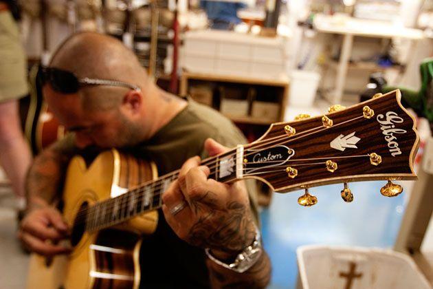 Aaron Lewis I Heart Guitar Bands Pinterest Guitars
