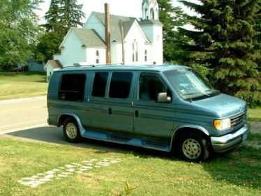 By Jason Ebacher So Here I Am The Proud Owner Of A Conversion Van Rust Free It Really Needs An Interior Detailing Job And Muffler