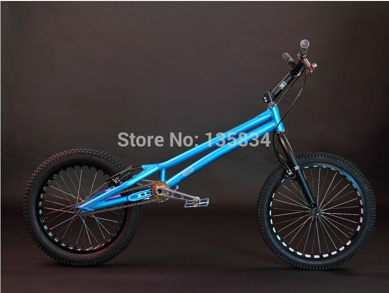 20 Gu2013 Diy Echo New Trial Bike Zhi Mark Neon Bicicleta For