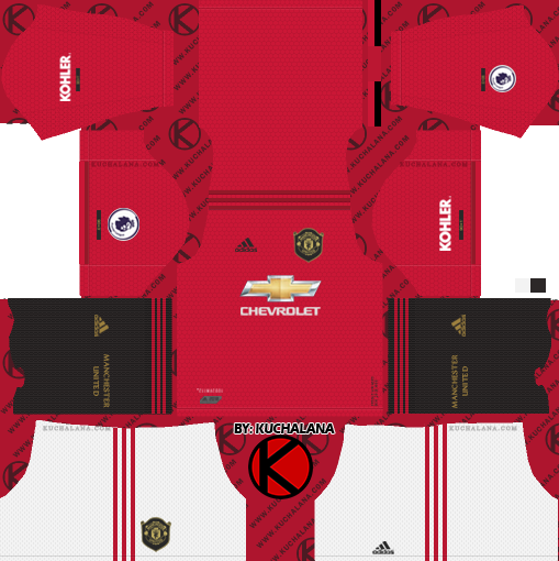 Dream League Soccer Manchester United Kits 2019 2020 Manchester United S Kits And Logos For In 2020 Manchester United Home Kit Soccer Kits Manchester United Third Kit