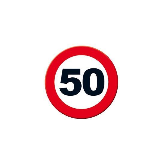 bord 50 jaar