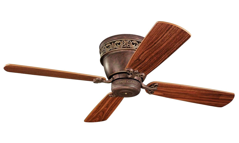 Accessories Foxy Montecarlo Villager Hugger Ceiling Fan