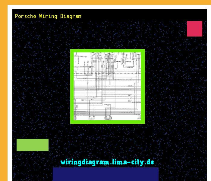 Porsche Wiring Diagram  Wiring Diagram 1837