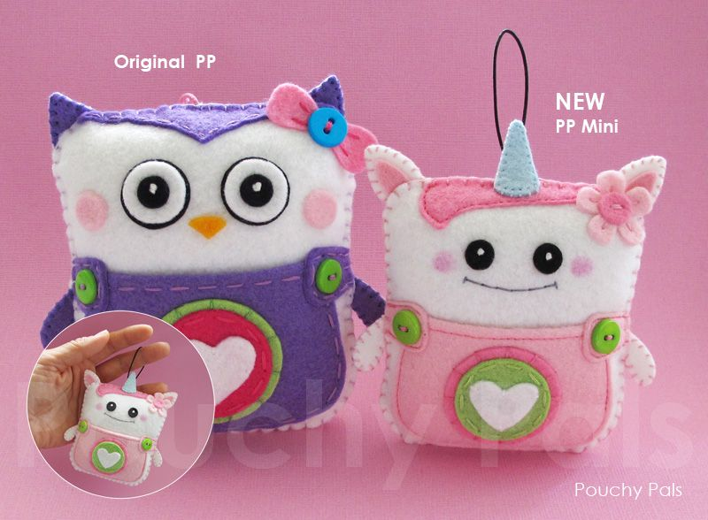 Introducing Pouchy Pal Mini's