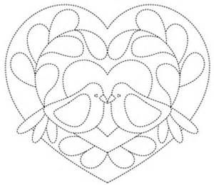 and heart quilting motifs whether you're looking for hand