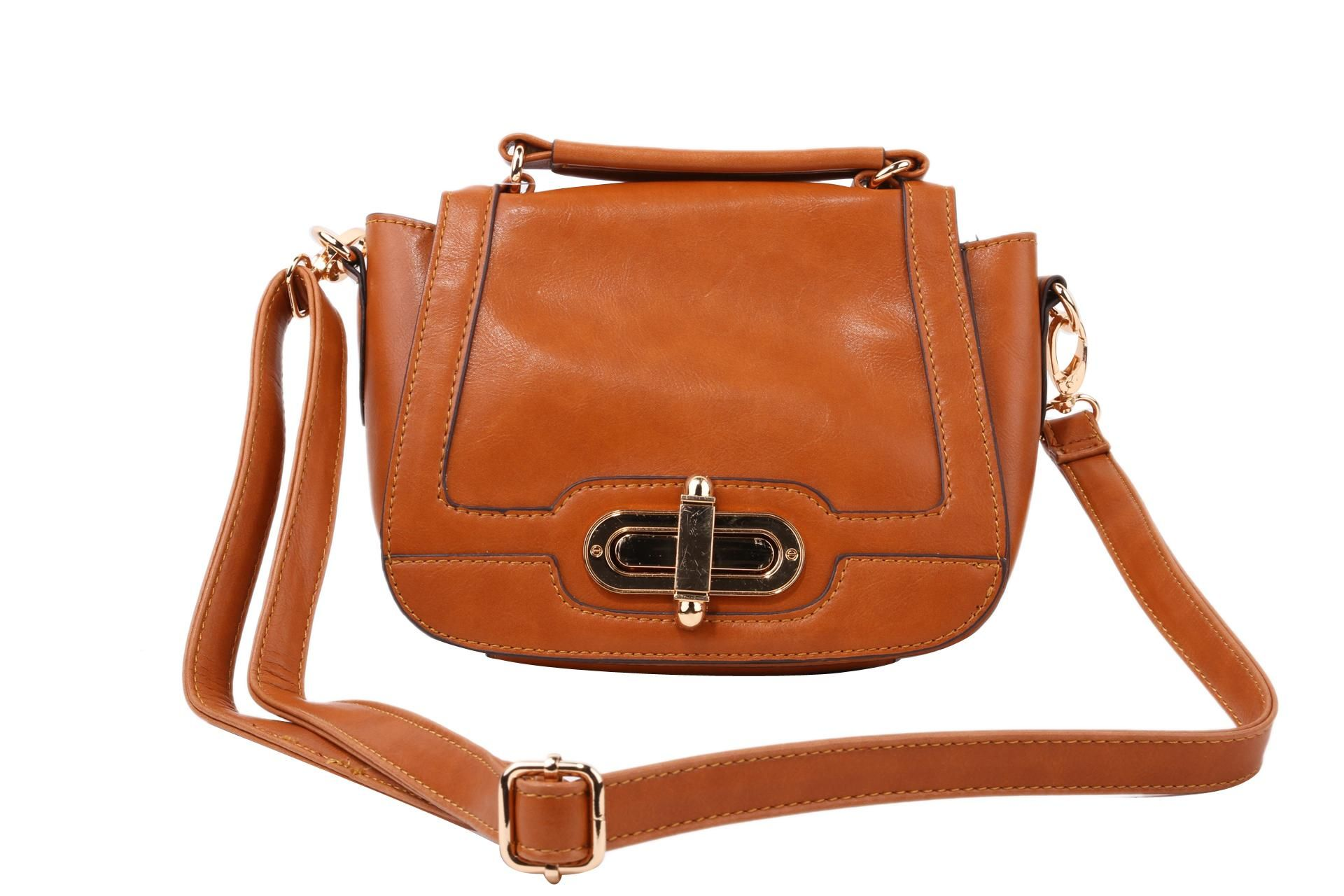 Barbato Handbag 8057 Brown Barbato 2 b885646b7ce4e