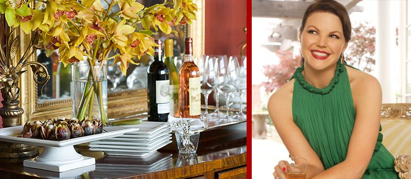 Heather Christo Entertains - a blog with tons of yummy sounding recipes