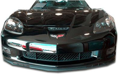 2006 2013 Corvette C6 Z06 Zr1 Grand Sport Front Bumper