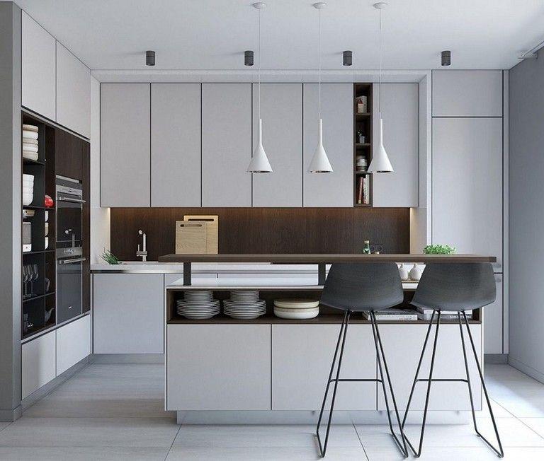 20 Fabulous Kitchen Design For Small Home Ideas Modern Kitchen Design Kitchen Design Small Modern Kitchen Cabinet Design
