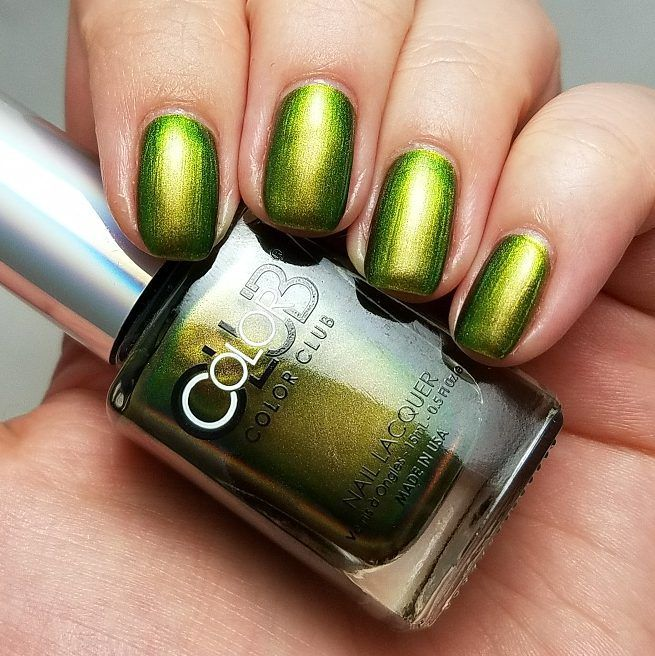 Color Club Don\'t Kale My Vibe | Nail Polish Swatches | Pinterest ...