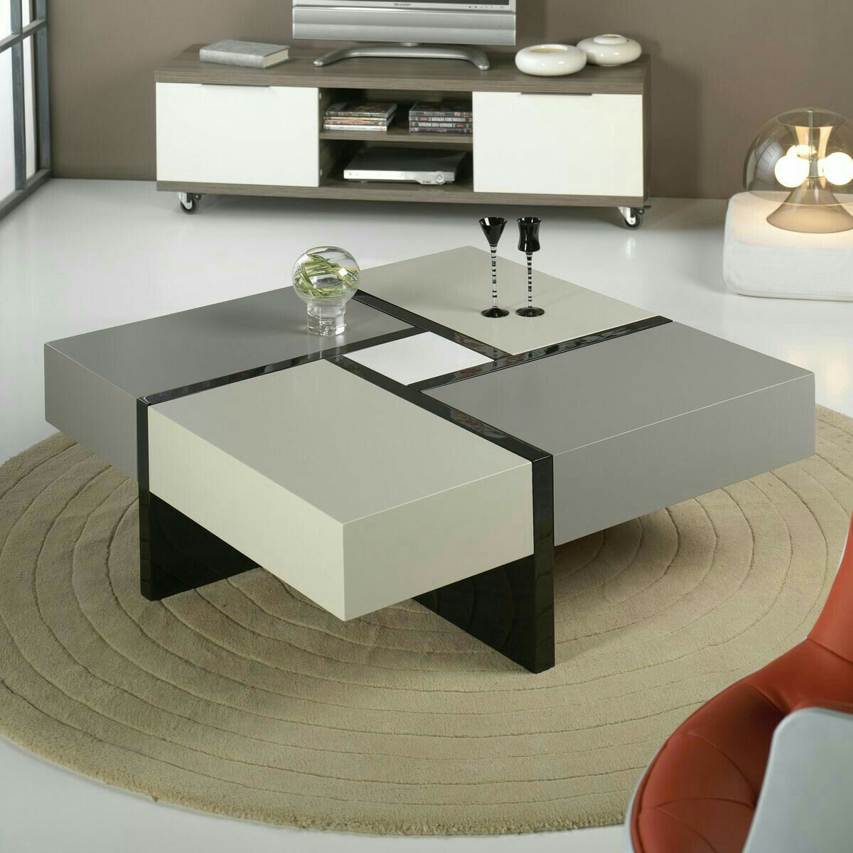 Pin by Imran Malik on Tables | Coffee table design, Modern ...