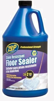 Zep floor sealer spiffify your terrazzo floors floors for Zep concrete floor cleaner