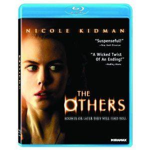 The Others Nicole Kidman Blu Ray Discs Nicole Kidman Movies