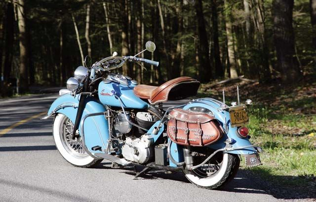1947 Indian Chief Roadmaster Classic American Motorcycles Motorcycle Classics Indian Motorcycle Indian Motorbike Vintage Indian Motorcycles