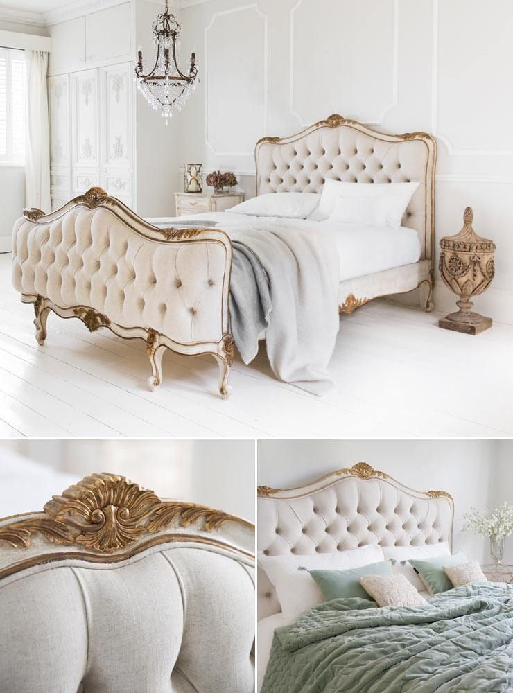 The History of French Bedroom Style | clássico provençal ...