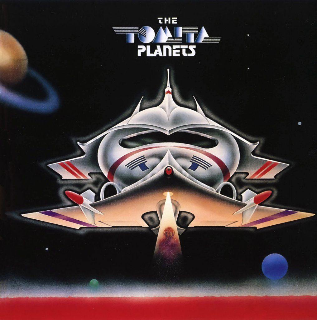 Isao Tomita The Planets 1976 Pochettes Album
