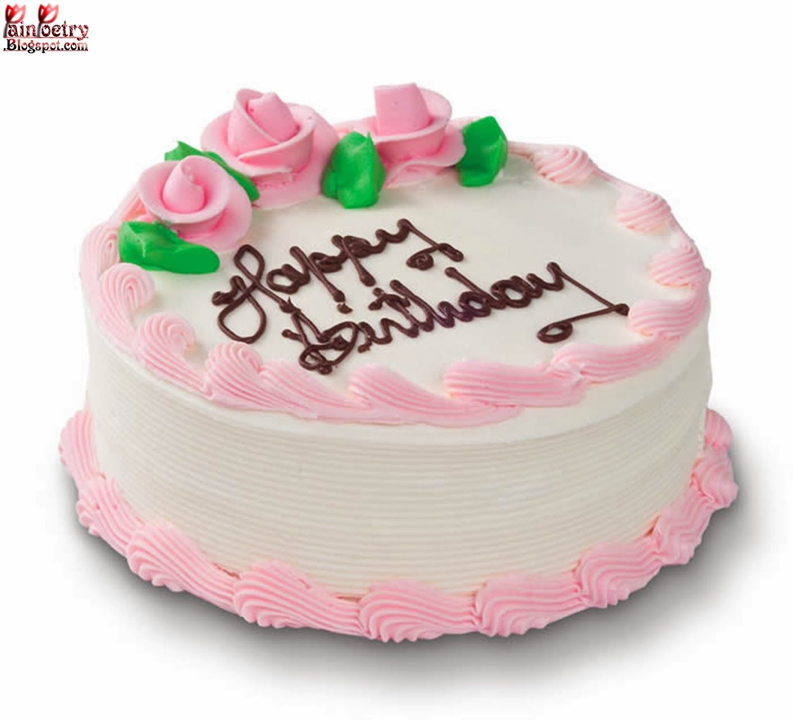 Happy Birthday Cold Cream Cake Image Hd Wide Recipes To Cook