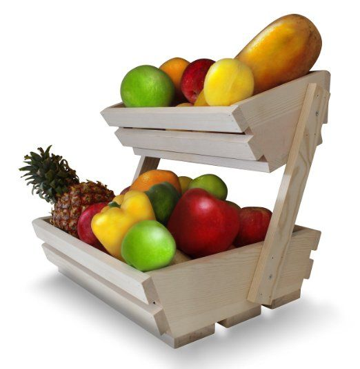 Robot Check Fruit And Vegetable Storage Fruit Basket Fruit