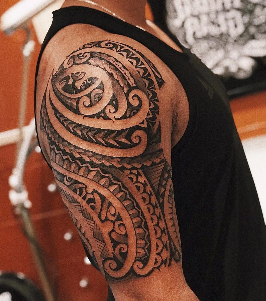 100 Best Tribal Tattoos And Designs For Men And Women Millions Grace In 2020 Cool Tribal Tattoos Tribal Tattoos Small Tribal Tattoos