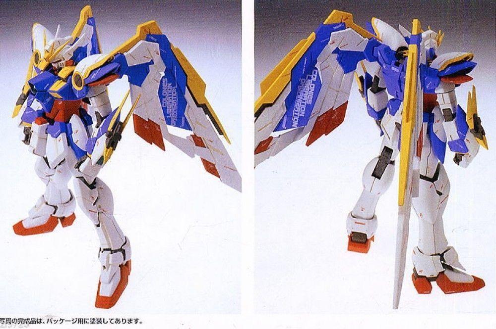 Bandai Hobby Wing Gundam Ver EW Bandai MG Action Figure