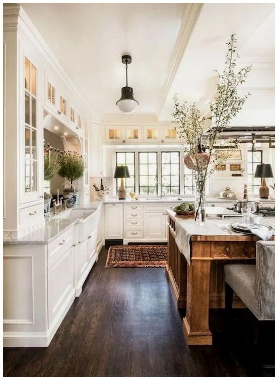 50 Belle Simple Cuisine Francaise D Idees Pour Les Petits Espace Homedecorsidea Info Decoration De Cuisine Decoration De Cuisine Rustique Decoration Cuisine