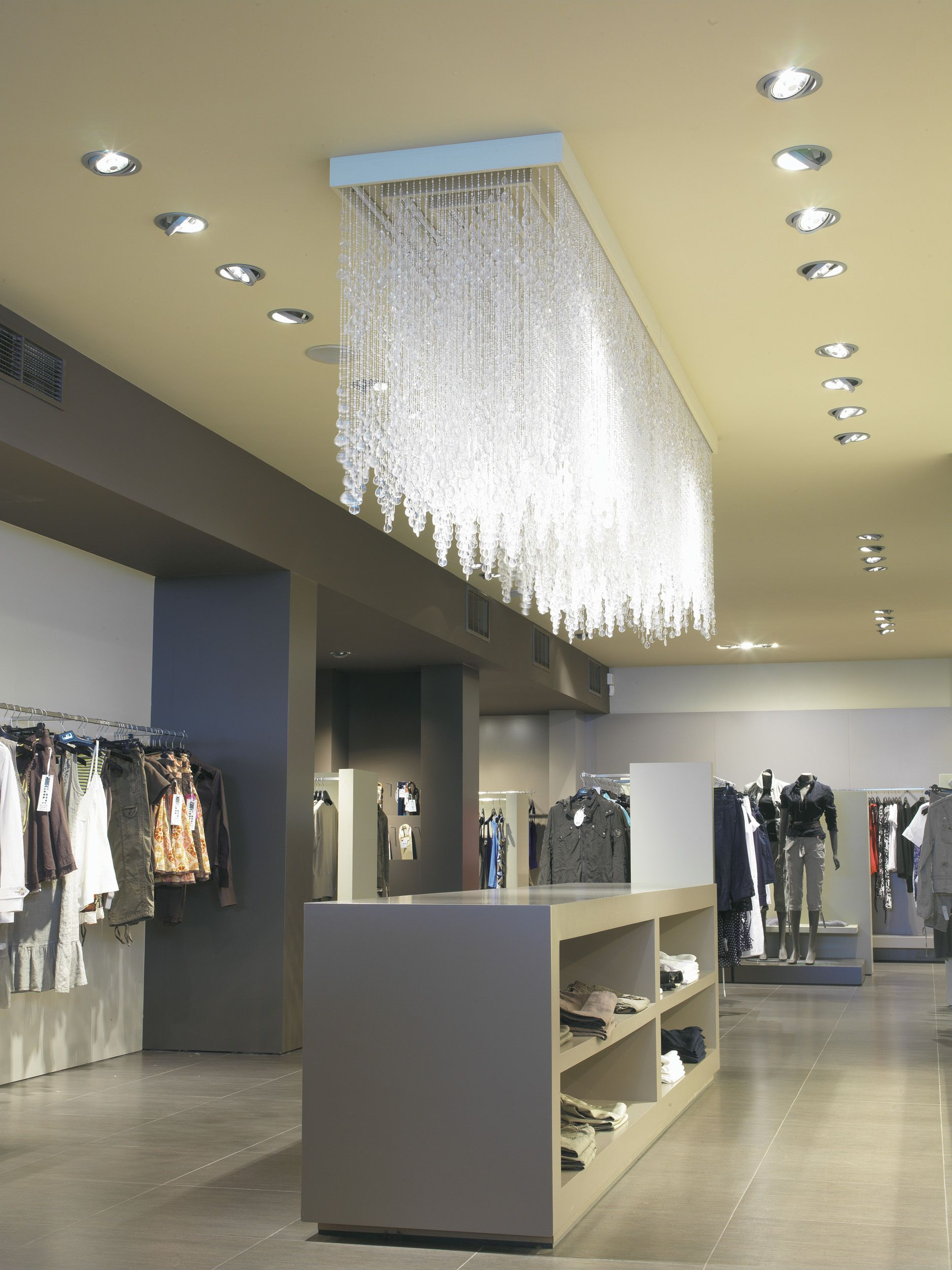 Pin by skialight on customized retail stores light fittings in light fittings shots retail light fixtures shops sleeve retail merchandising arubaitofo Choice Image