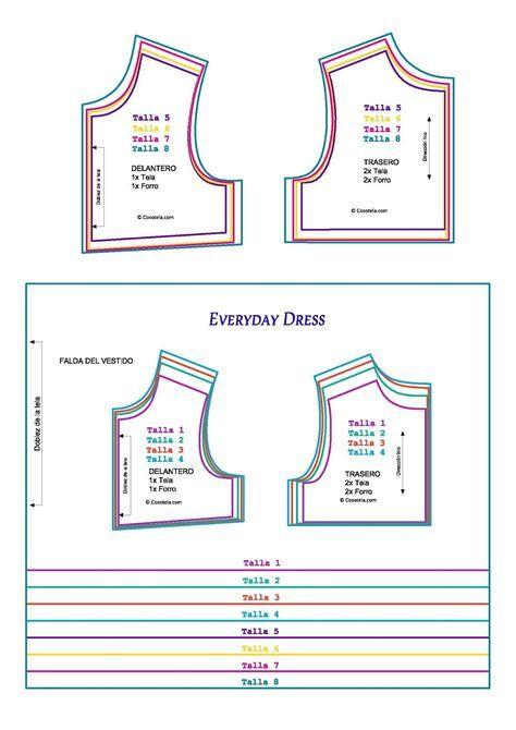 Blog de costura, patronaje y moda infantil. Tienda de Patrones Pdf ...