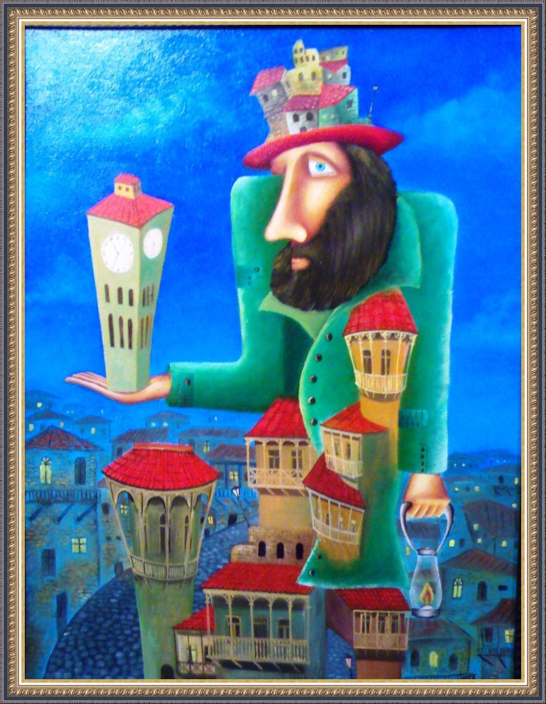 2008 Zurab (Zura) Martiashvili (b1982 Tbilisi (Tiflis), GEORGIA; based in Kiev, UKRAINE)