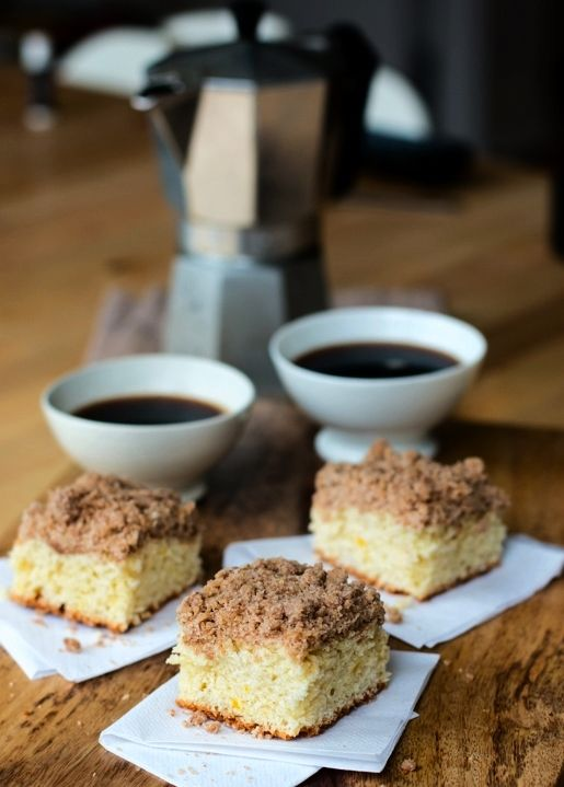Coffee Cake | David Lebovitz