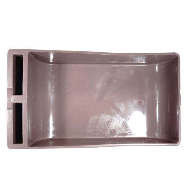Whisker City 174 Cat Jumbo Two Compartment Litter Pan