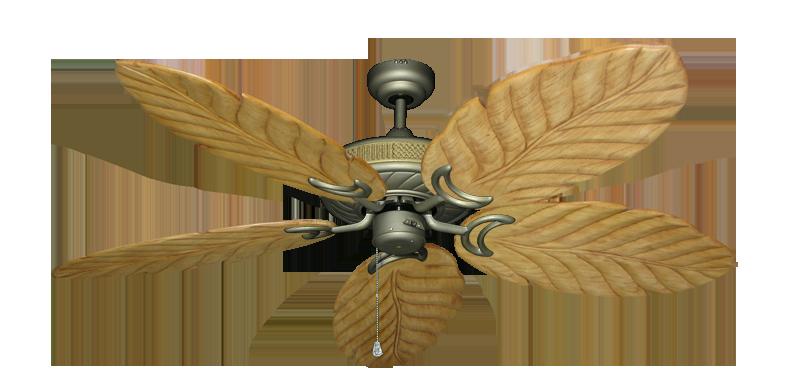 Atlantis Antique Bronze Ceiling Fan With 58 Quot Arbor Series