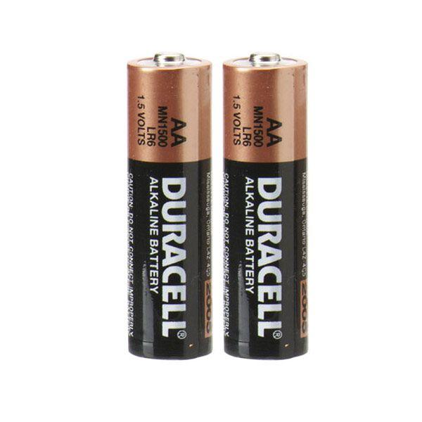 Duracell Aa Batteries 2 Per Pack Batteries Chargers Maxiaids Duracell Batteries Alkaline Battery