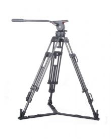 CAME-15T Pro Carbon Tripod for RED EPIC Cage DSLR Rigs