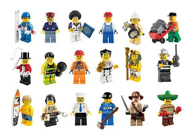 Lego minifigure images
