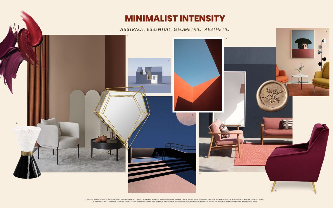 Minimalist Intensity The Design Trend You Need To Follow Design Trends Home Trends Design