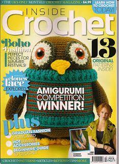 Crochet Club Magazine |Amigurumi Owls and Pony | Keep Calm and ... | 320x233