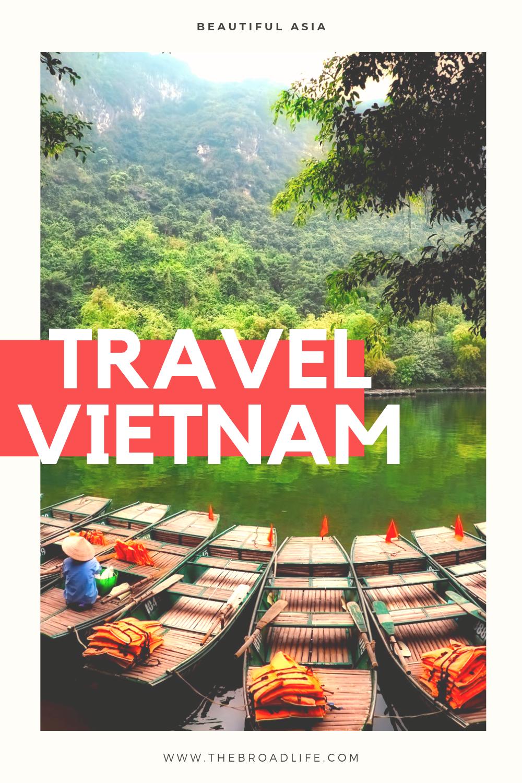 Travel Vietnam   The Broad Life   Vietnam travel, Vietnam travel ...