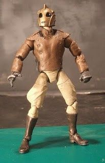 toycutter: Rocketeer action figure