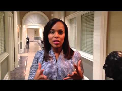 Scandal Kerry Washington Has A Very Special Message For Our Gladiators Youtube Scandal Scandal Quotes Best Tv Shows