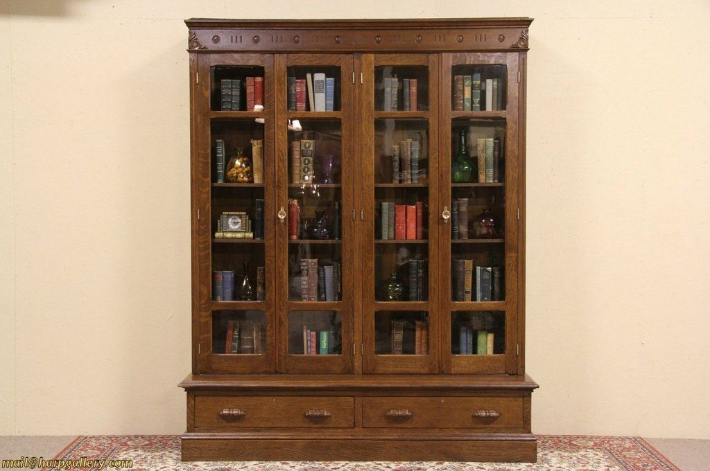 Library Cabinet Styling For My Home Pinterest Oak Doors And Doors