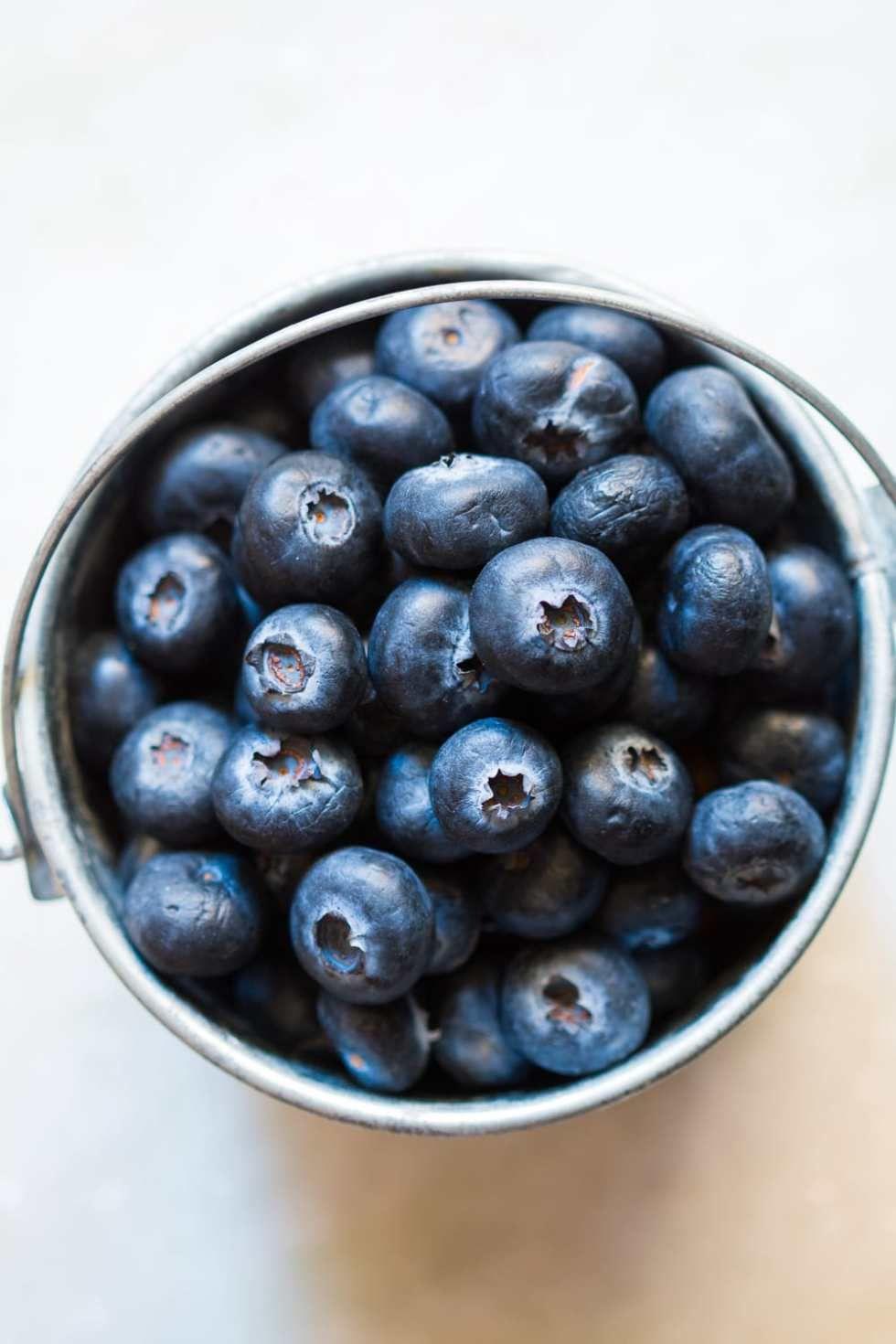 Eggless Blueberry Microwave Mug Cake   Recipe   Mug cake ...