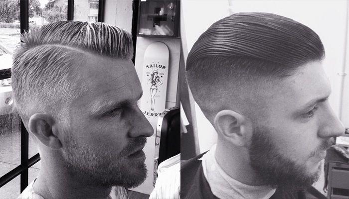 Awe Inspiring 1000 Images About Men Hairstyles On Pinterest Close Shave Short Hairstyles Gunalazisus