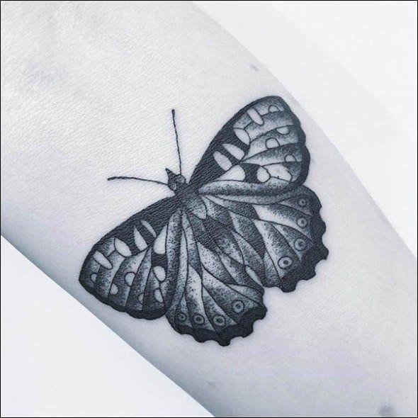 Photo of 50 wirklich schöne Schmetterling Tattoos Designs und Ideen mit Bedeutung