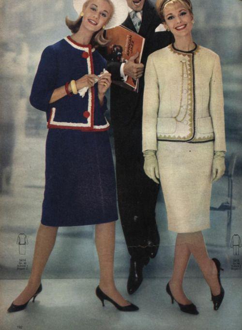 BurdaChaqueta chaqueta Revista Años de Trajes 60' xQrWEdCeBo