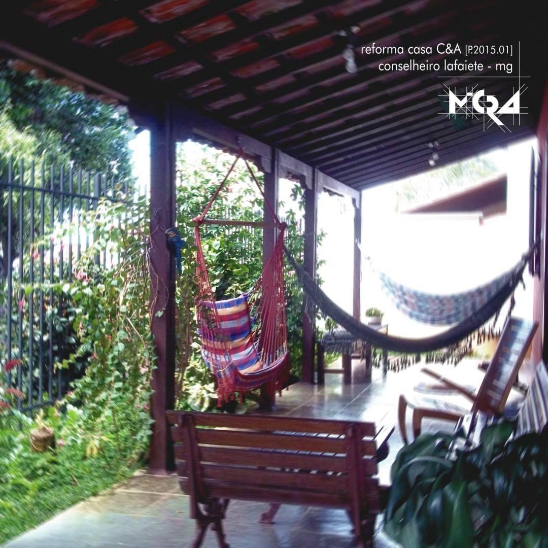 Reforma casa em Conselheiro Lafaiete MG. _Arquitetura